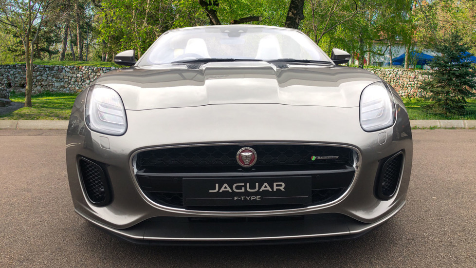 Jaguar F-TYPE 3.0 380 Supercharged V6 R-Dynamic Unregistered SAVE 7830 !!  image 7 thumbnail