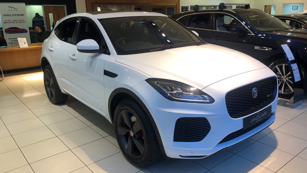 Jaguar E-PACE 2.0 R-Dynamic with Pan Roof 19 inch Alloys SAVE 3215! Automatic 5 door Estate (2020)