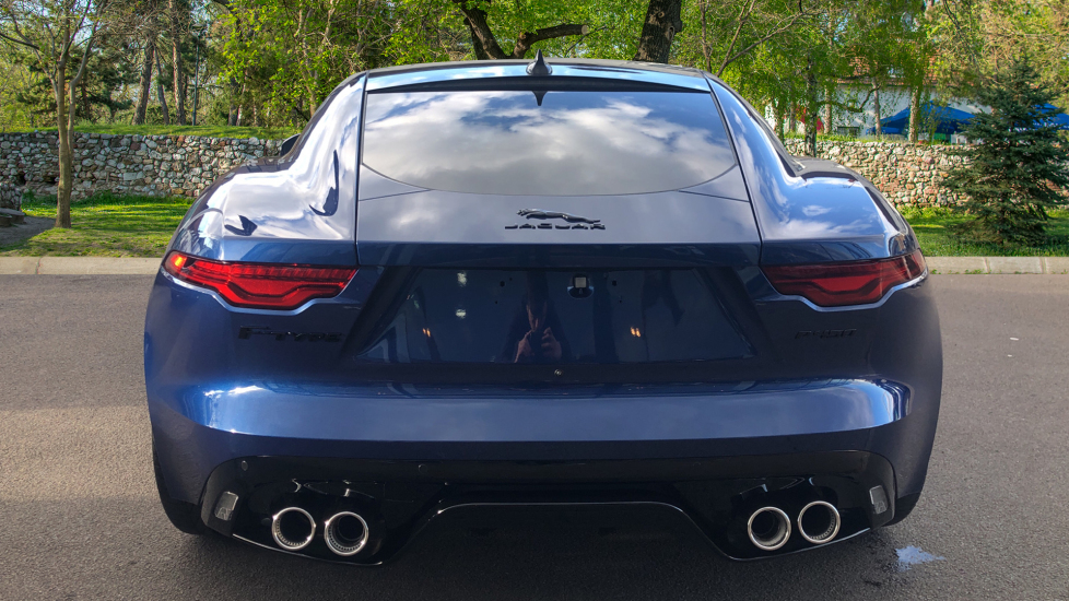 Jaguar F-TYPE R-Dynamic 5.0 2021 image 6