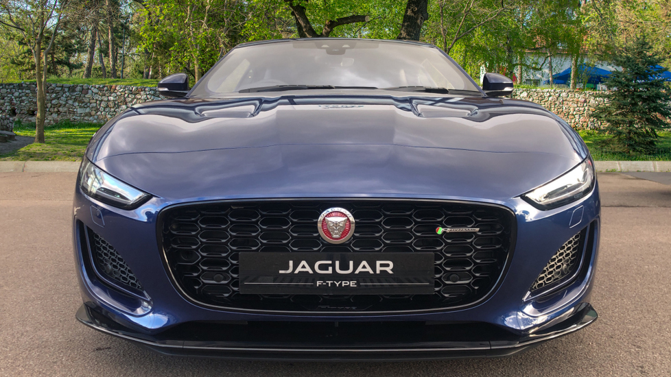 Jaguar F-TYPE R-Dynamic 5.0 2021 image 7