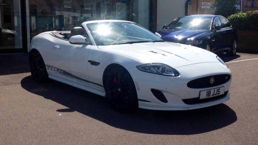 Jaguar XK 5.0 Supercharged V8 R 2dr Automatic Convertible (2012) image