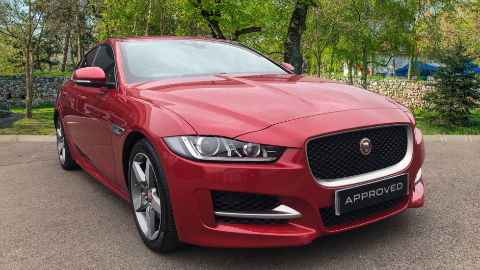 Jaguar XE 2.0d [180] R-Sport Low Miles Diesel Automatic 4 door Saloon (2018)