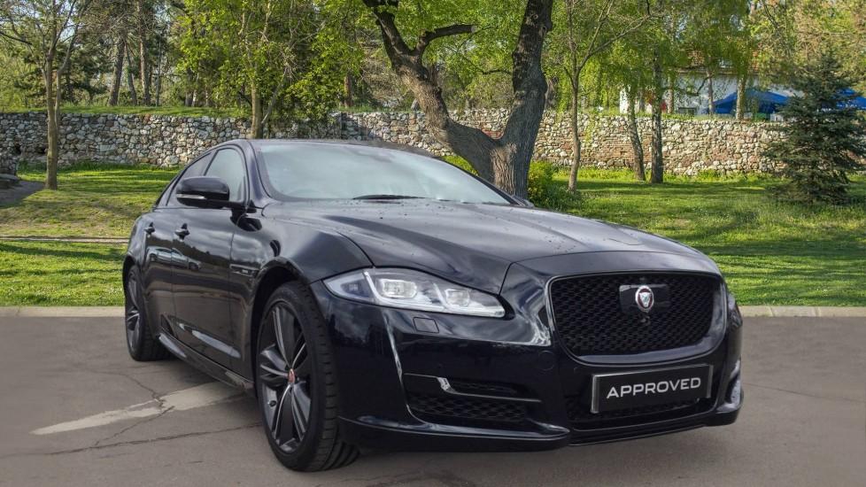 Jaguar XJ 3.0d V6 R-Sport Diesel Automatic 4 door Saloon