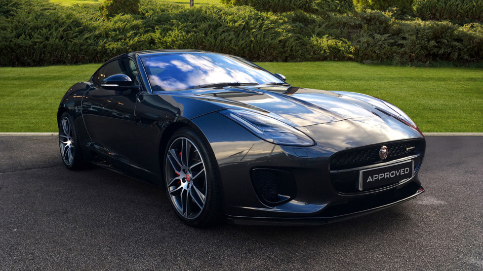 Jaguar F-TYPE 3.0 [380] Supercharged V6 R-Dynamic  Automatic 2 door Coupe (2018) image