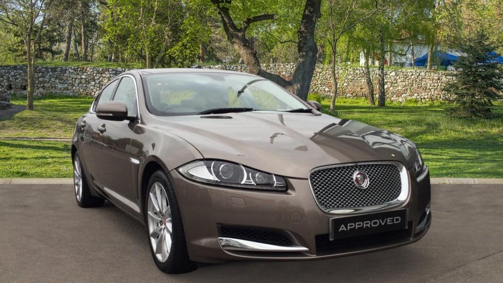 Jaguar XF 3.0d V6 Premium Luxury [Start Stop] - Low Miles -  Diesel Automatic 4 door Saloon