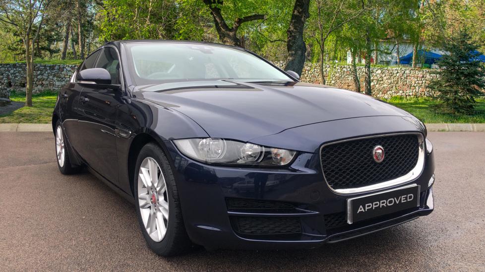 Jaguar XE 2.0d [180] Prestige Low Mileage Diesel Automatic 4 door Saloon (2017)