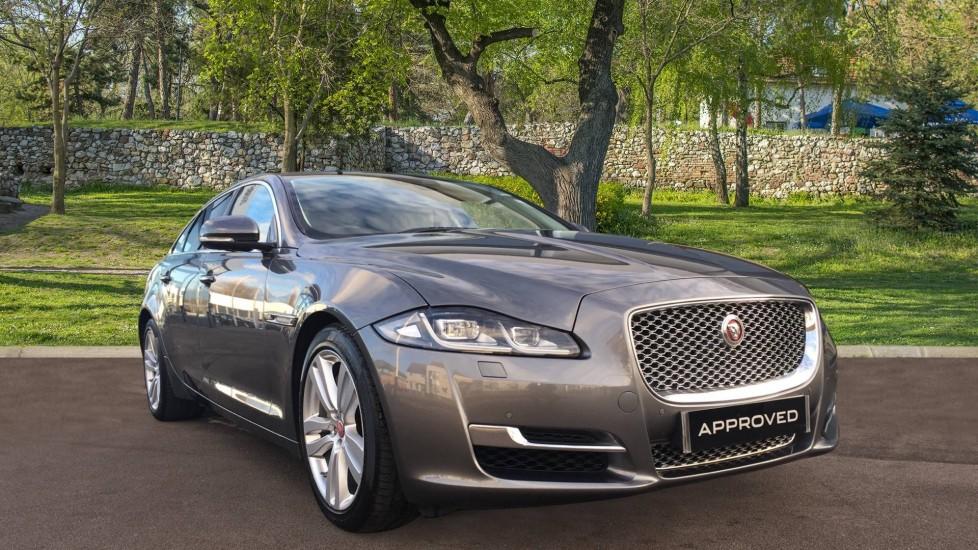 Jaguar XJ 3.0d V6 Premium Luxury [LWB] Diesel Automatic 4 door Saloon (2018)