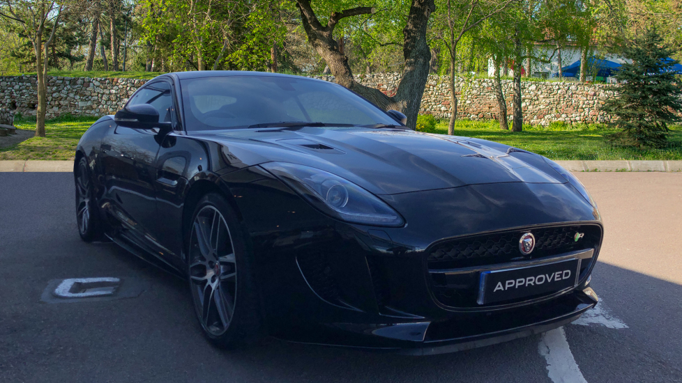 Jaguar F-TYPE 5.0 Supercharged V8 R 2dr AWD Low Mileage Automatic Coupe (2016)