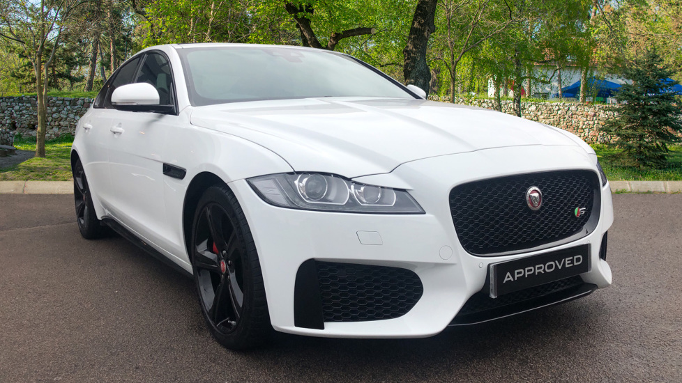 Jaguar XF 3.0d V6 S 5dr High Spec with Pan Roof Diesel Automatic 4 door Saloon (2017)
