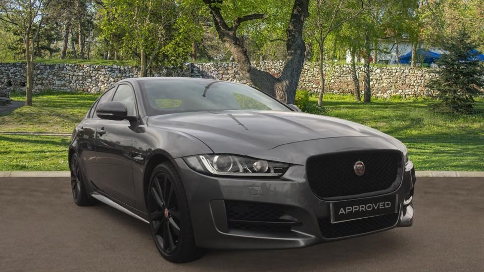 Jaguar XE 2.0d [180] R-Sport High Spec Diesel Automatic 4 door Saloon (2018)