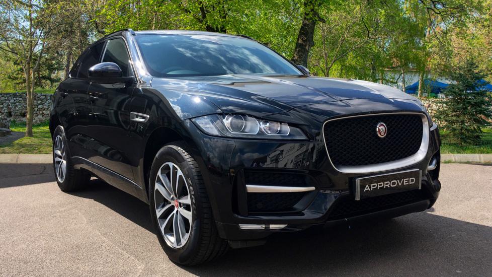 Jaguar F-PACE 2.0d [163] R-Sport 5dr Diesel Estate (2018) image