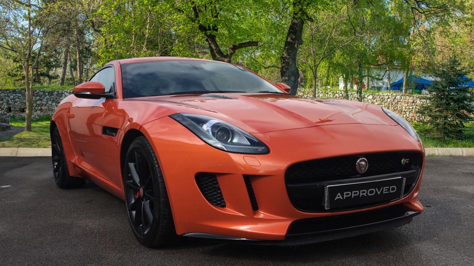 Jaguar F-TYPE 3.0 Supercharged V6 S 2dr Automatic Coupe (2016)