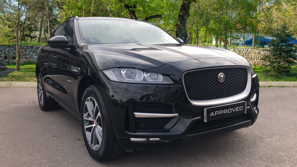 Jaguar F-PACE 2.0d R-Sport 5dr AWD Low Miles Diesel Automatic 4 door Estate (2018) image