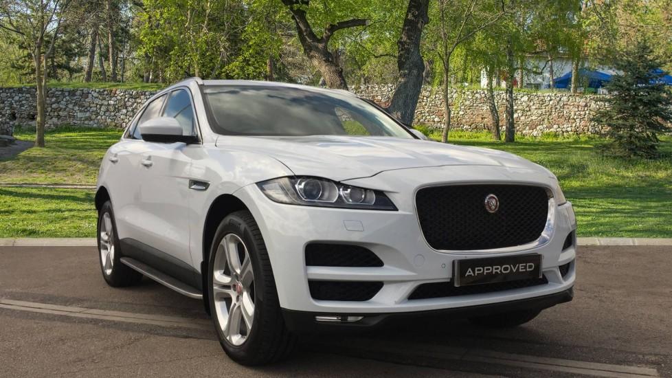 Jaguar F-PACE 2.0 Portfolio 5dr AWD Automatic Estate (2020)