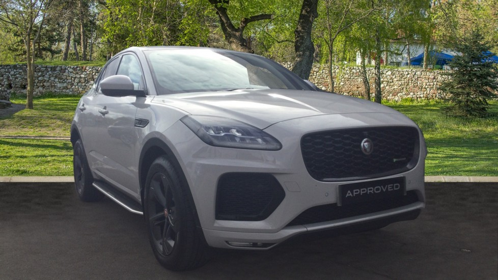 Jaguar E-PACE 2.0 D200 R-Dynamic S 5dr Diesel Automatic Estate