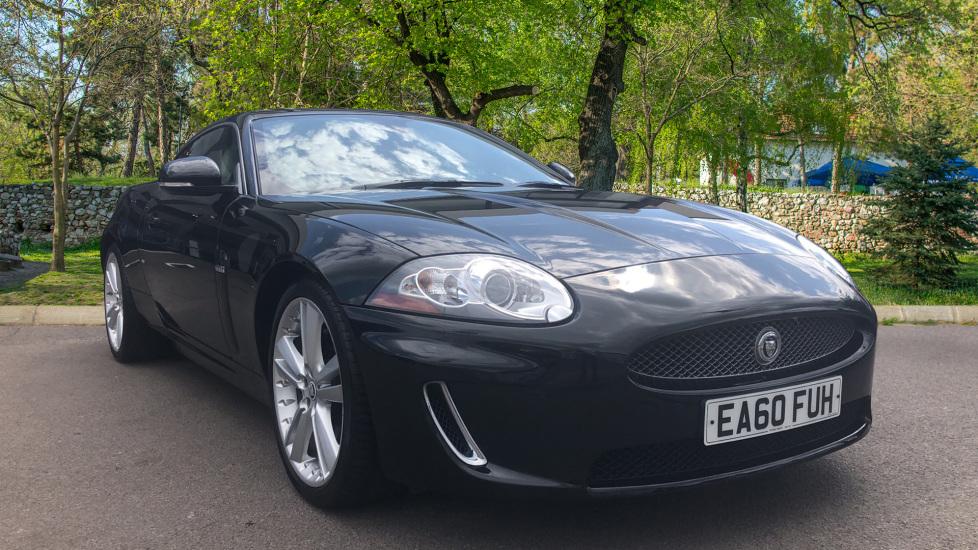 Jaguar XK 5.0 V8 Portfolio 2dr Automatic Coupe (2010) image