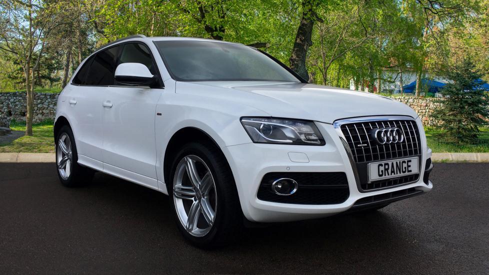 Audi Q5 2.0 TDI Quattro S Line Plus 5dr S Tronic Diesel Automatic Estate (2012) image