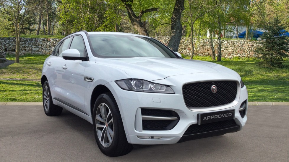 Jaguar F-PACE 2.0d R-Sport AWD - Panoramic Sunroof - Diesel Automatic 5 door Estate