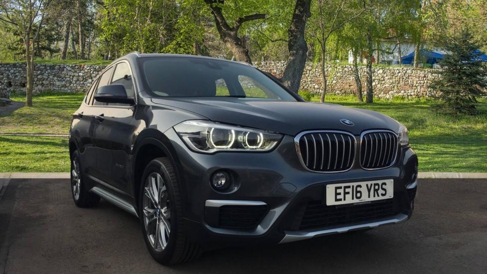 BMW X1 xDrive 20d xLine 5dr Step 2.0 Diesel Automatic Estate (2016)