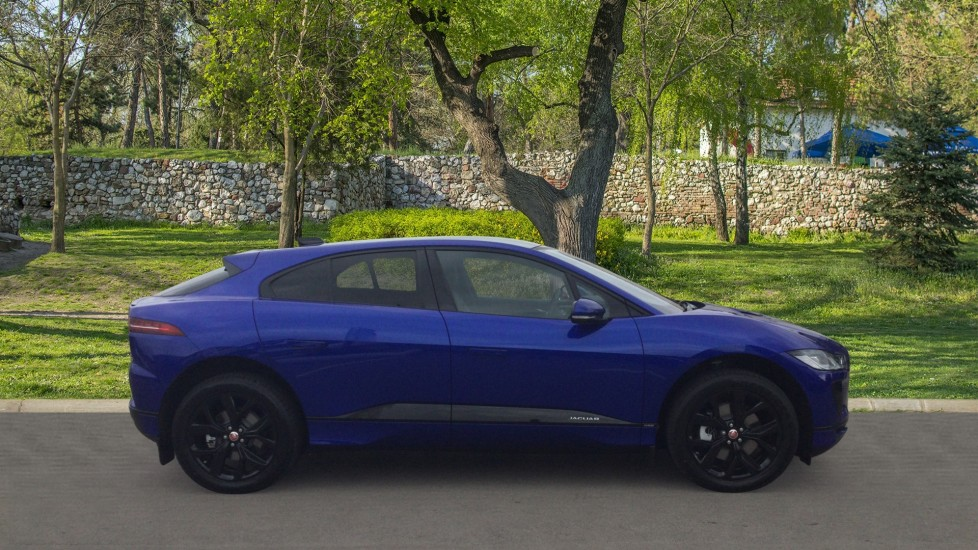 Jaguar I-PACE EV400 AWD Auto HSE- PAN ROOF - BLACK PACK - PRIVACY image 5