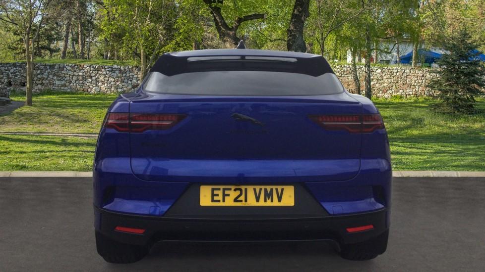 Jaguar I-PACE EV400 AWD Auto HSE- PAN ROOF - BLACK PACK - PRIVACY image 6