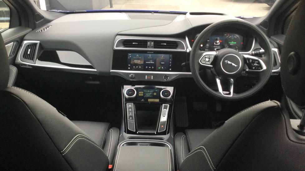 Jaguar I-PACE EV400 AWD Auto HSE- PAN ROOF - BLACK PACK - PRIVACY image 9