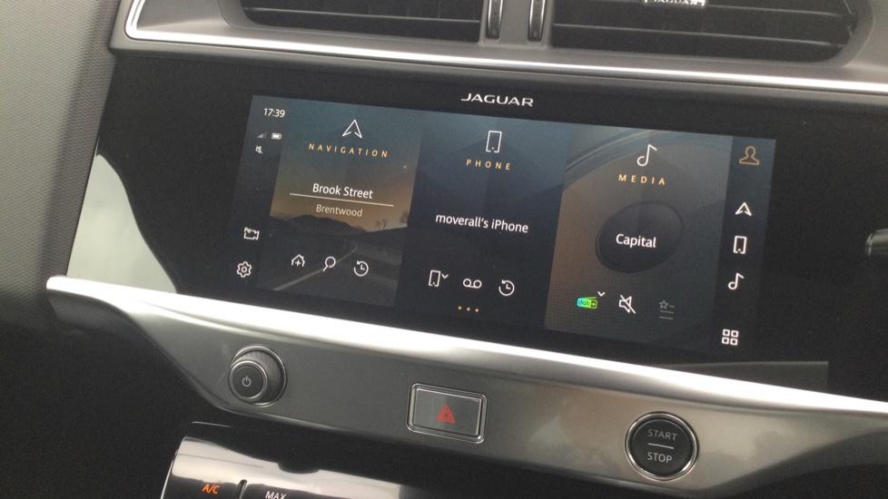Jaguar I-PACE EV400 AWD Auto HSE- PAN ROOF - BLACK PACK - PRIVACY image 25