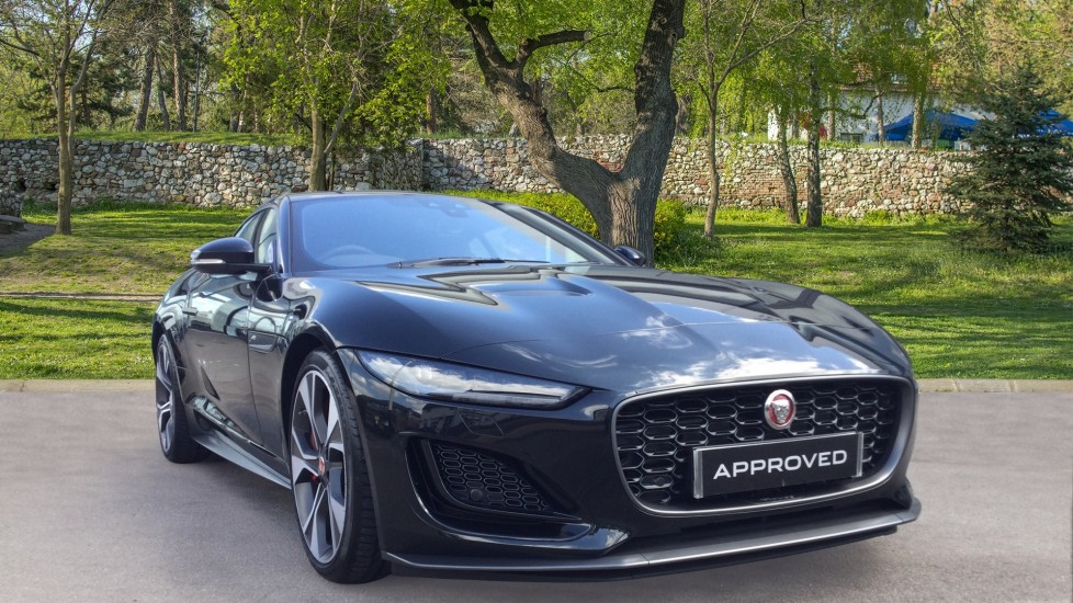 Jaguar F-TYPE 5.0 P450 S/C V8 First Edition 2dr AWD Automatic 3 door Coupe (2400) image