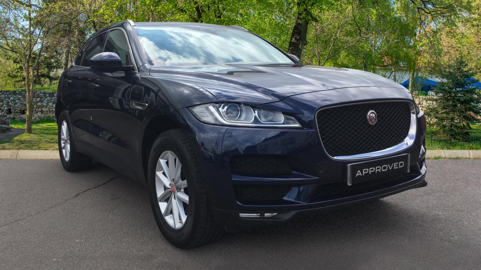 Jaguar F-PACE 2.0d Prestige 5dr AWD Diesel Automatic Estate (2017) image