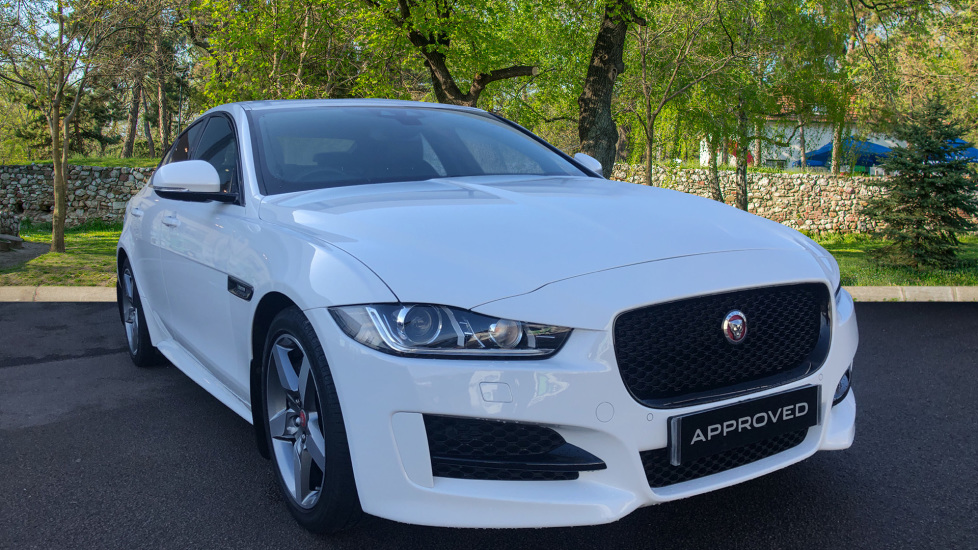 Jaguar XE 2.0 R-Sport Automatic 4 door Saloon (2017)