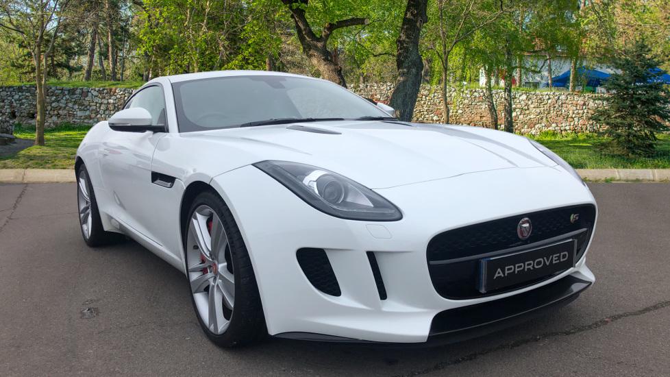 Jaguar F-TYPE 3.0 Supercharged V6 S 2dr Low Miles Automatic Coupe (2015)