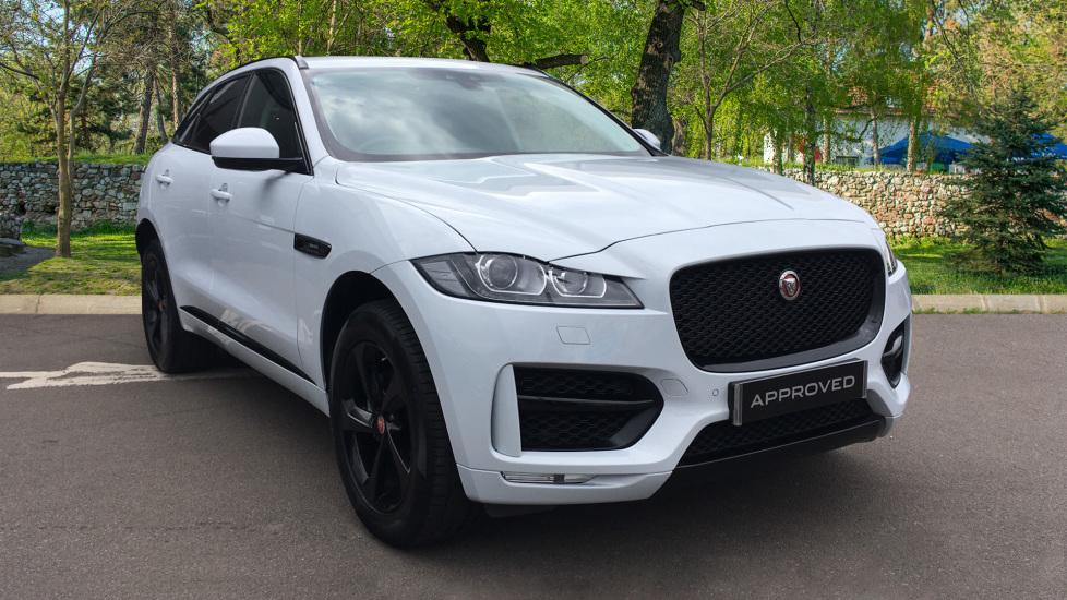 Jaguar F-PACE 2.0 R-Sport 5dr AWD Automatic 8 door Estate (2018) image