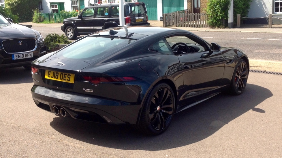Jaguar F-TYPE 3.0 [380] Supercharged V6 R-Dynamic 2dr AWD image 4