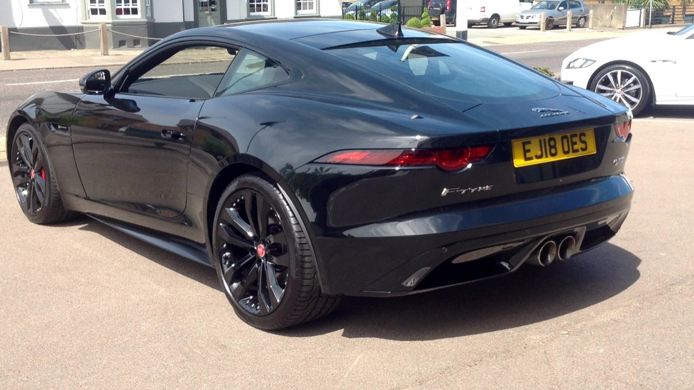 Jaguar F-TYPE 3.0 [380] Supercharged V6 R-Dynamic 2dr AWD image 6