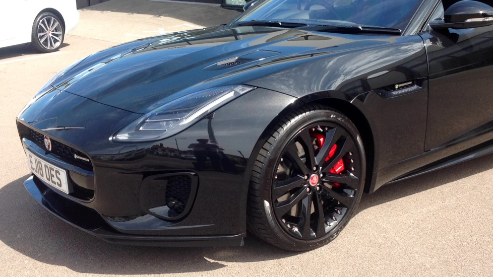 Jaguar F-TYPE 3.0 [380] Supercharged V6 R-Dynamic 2dr AWD image 9