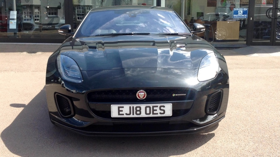 Jaguar F-TYPE 3.0 [380] Supercharged V6 R-Dynamic 2dr AWD image 10