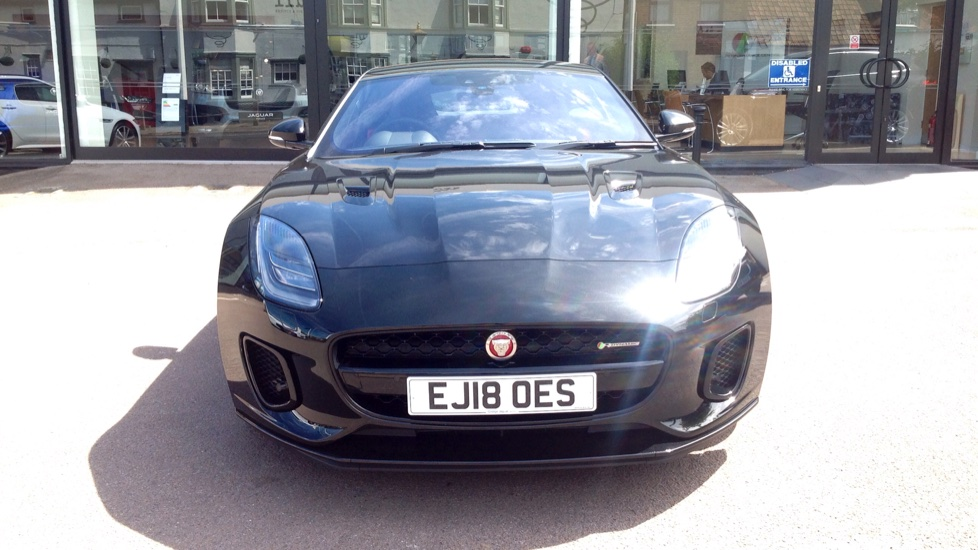 Jaguar F-TYPE 3.0 [380] Supercharged V6 R-Dynamic 2dr AWD image 17