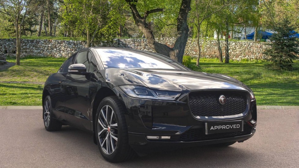 Jaguar I-PACE 294kW EV400 First Edition 90kWh Electric Automatic 5 door Estate (2019)