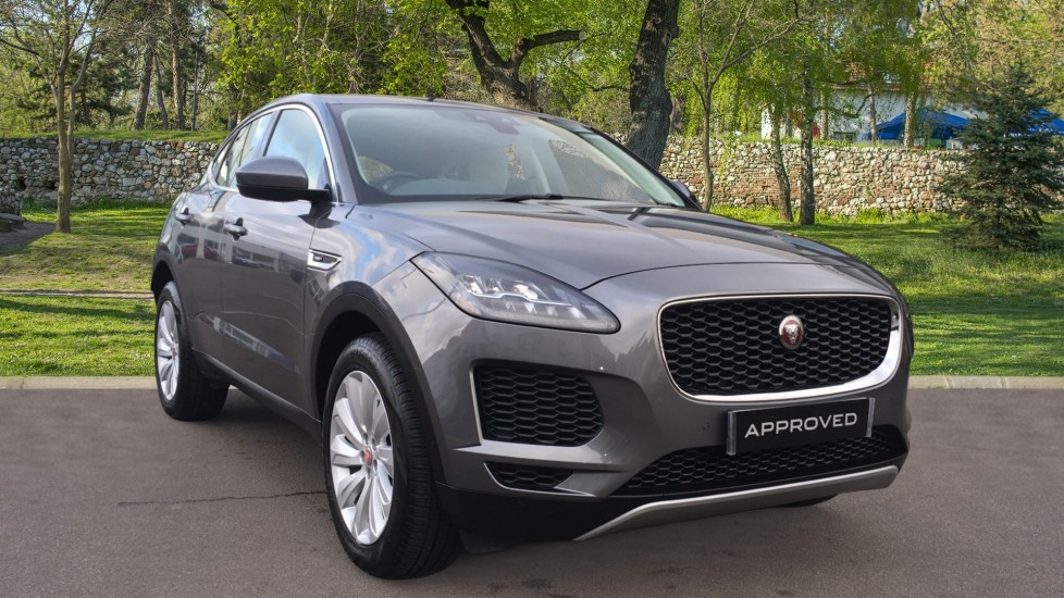Jaguar E-PACE 2.0d SE 5dr Low Miles Diesel Automatic Estate (2018)
