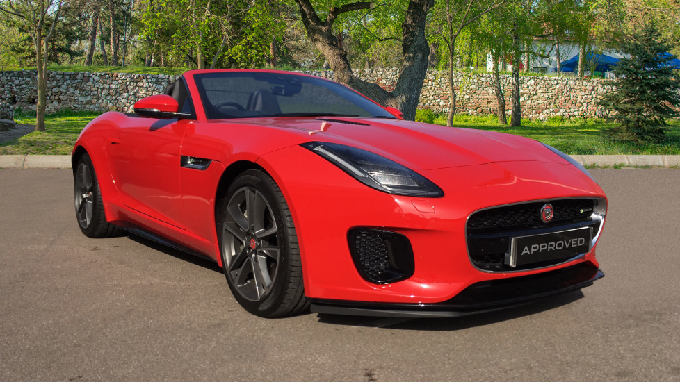 Jaguar F-TYPE 3.0 Supercharged V6 R-Dynamic 2dr Automatic Convertible (2020)