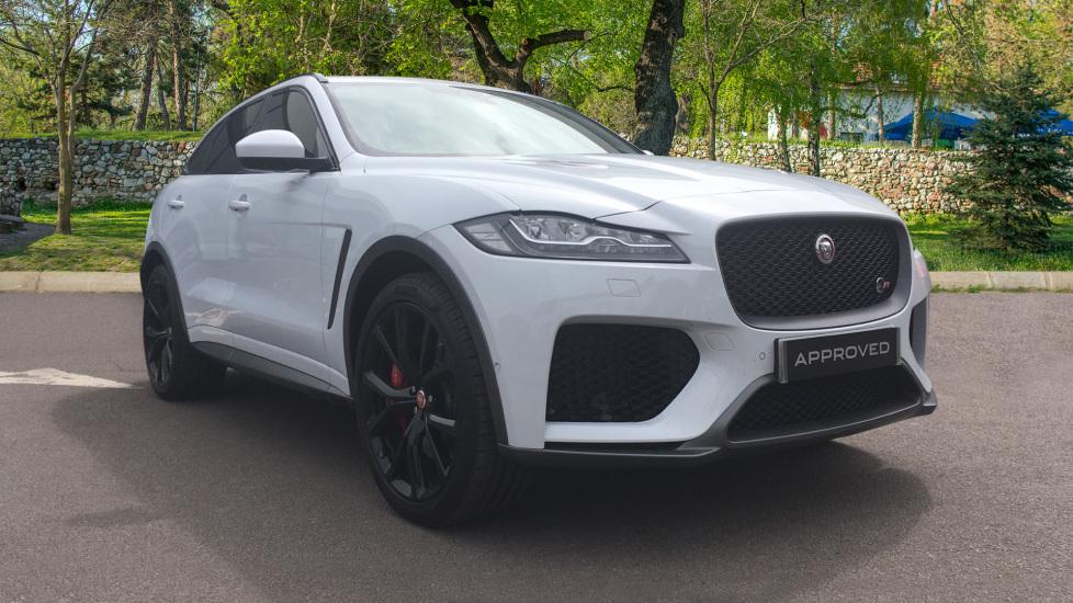 Jaguar F-PACE 5.0 Supercharged V8 SVR 5dr AWD Automatic Estate (2019)