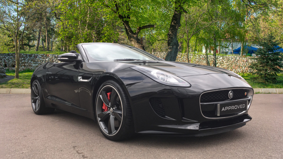 Jaguar F-TYPE 3.0 Supercharged V6 S 2dr Low Miles High Spec Automatic Convertible (2014)