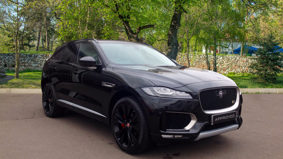 Jaguar F-PACE 3.0d V6 S 5dr AWD Very High Spec Ex Director's Car  Diesel Automatic 4 door Estate (2019)
