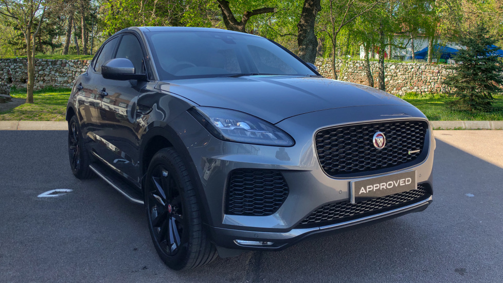 Jaguar E-PACE 2.0d [180] Chequered Flag Edition 5dr Diesel Automatic Estate (2020)