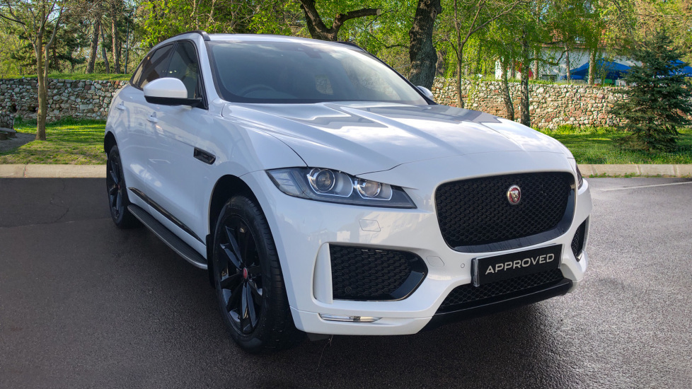 Jaguar F-PACE 2.0d [180] Chequered Flag 5dr AWD Diesel Automatic Estate (2020)