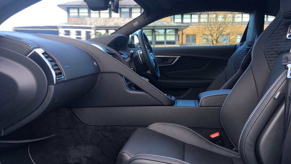 Jaguar F-TYPE 5.0 P450 S/C V8 First Edition 2dr AWD with Pan Roof image 3