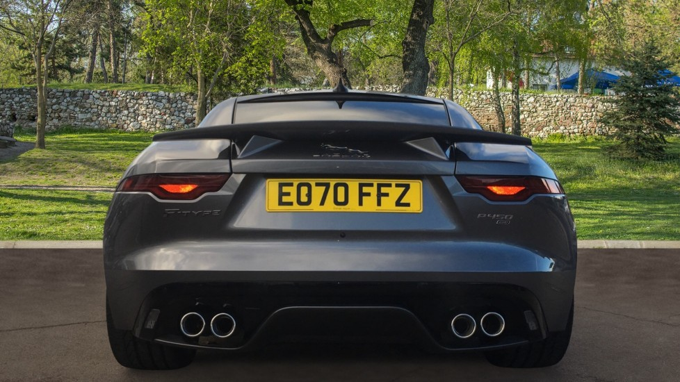 Jaguar F-TYPE 5.0 P450 S/C V8 First Edition 2dr AWD with Pan Roof image 6