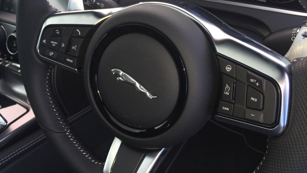 Jaguar F-TYPE 5.0 P450 S/C V8 First Edition 2dr AWD with Pan Roof image 26