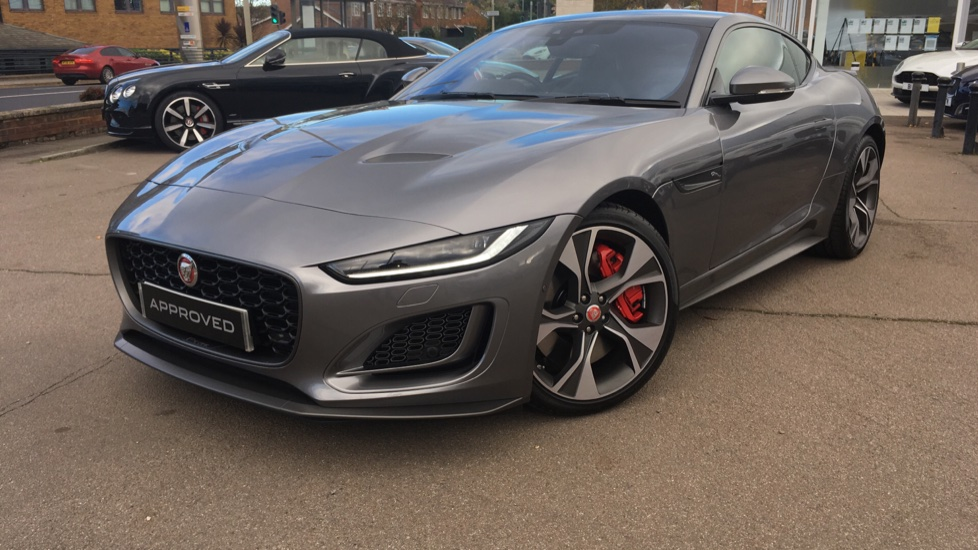 Jaguar F-TYPE 5.0 P450 S/C V8 First Edition 2dr AWD with Pan Roof image 33