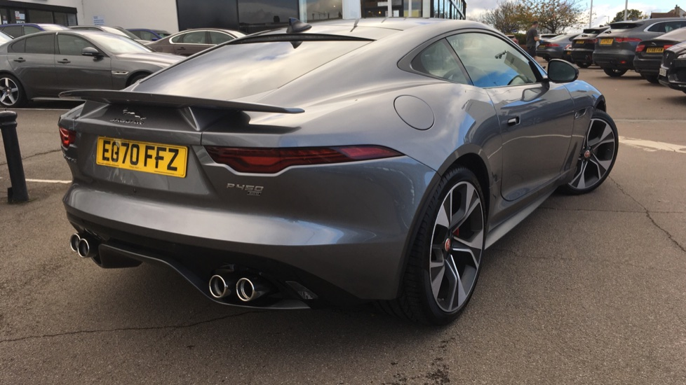 Jaguar F-TYPE 5.0 P450 S/C V8 First Edition 2dr AWD with Pan Roof image 34